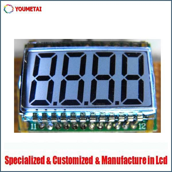 Custom Segment Lcd Display For Communications - Buy Lcd For Telephone ...