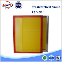 Printing stencil frame make screen printing frame