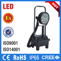 CE 30W Rechargeable Flameproof Light