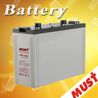 sealed lead acid 2v 1000ah solar battery with good price and performance