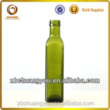 Promotion Wholesales 250ml glass olive oil spray bottle
