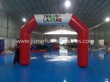 Air sealed Inflatable Arch for sports events as Finish Line/Inflatable Start/Advertising arch