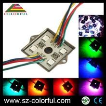 High quality 12V Waterproof RGB 3led smd 5050 led module