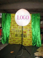Advertising outdoor LED inflatable light balloon