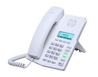 Fnavil X3 WHITE OFFICE DESK PHONE , SMART, VOIP Telephones IP Phone