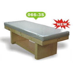066-3S Solid wood bed/Massage Room Furniture/Massage table/Massage bed
