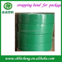 Different color and size polyester strap band for timber packing