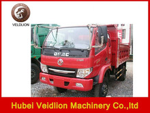 DONGFENG 4X2 DUMP TRUCK TIPPER TRUCK DRIVING 103HP LOADING 5-8TON FOR SALE