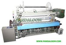 PANDA rapier loom in weaving machine with electric dobby, tucking device
