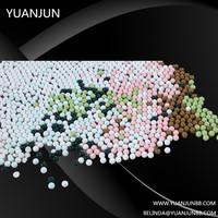 High precision color 6mm airsoft bbs bb ball bb pellet plastic bb for soft air gun YUANJUN 0.20G PINK