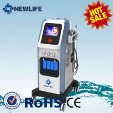 SPA10 High performance 8bar oxygen jet peel beauty machine