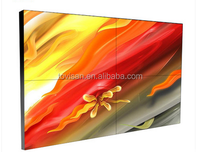 LED backlight hd video wall for indoor