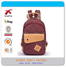 mini cute backpak cheap backpack student school bag