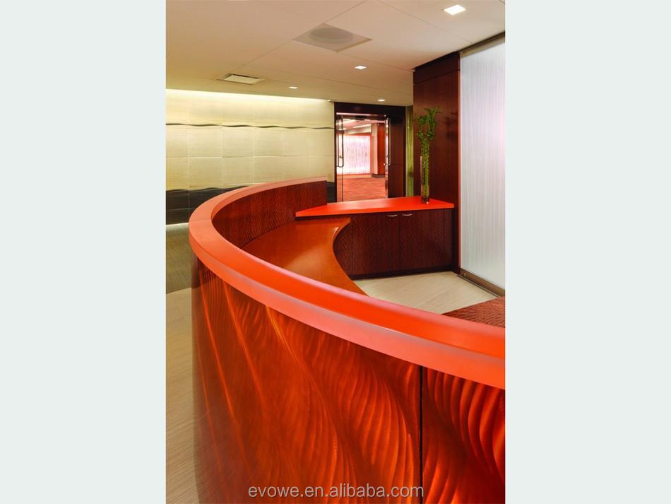 3 Form Acrylic Panels : Form eco chroma mai tai acrylic panel for conference