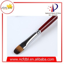 Office&School Professional High Quality Paint Brush Set Nylon Hair Long Handle 213