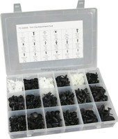 TC BV Certification 415pc Hardware Assorted Ford Auto Fastener Plastic Clips