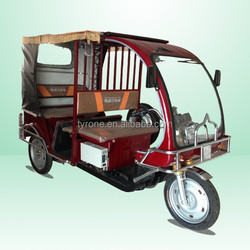 High quality electric tricycle for passenger