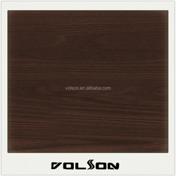 Economical 1.22*50m Waterproof Decorative Wallpaper Wood Grain Film