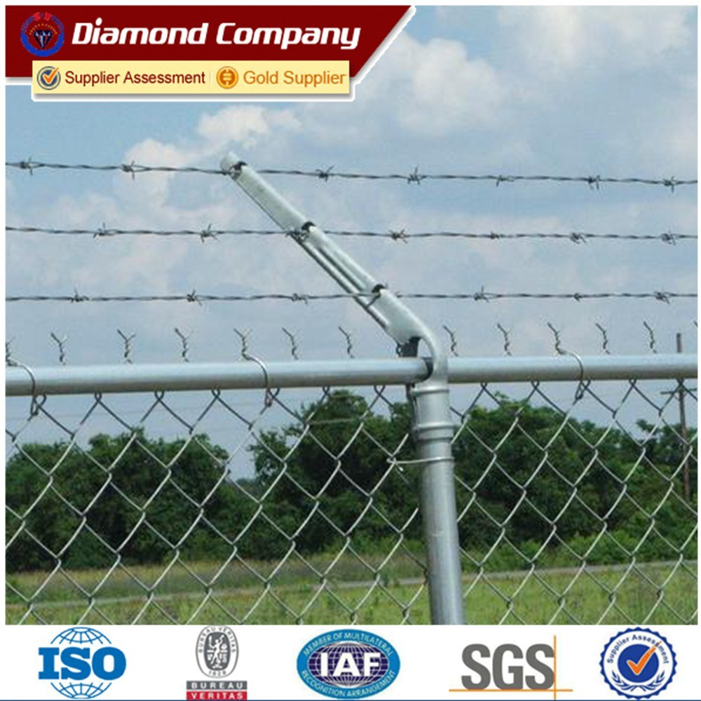 Chain link fencing used hot sale