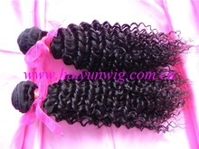 "Hot Sell 22 "" unproccessed hair weave in bulk"