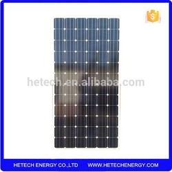 China direct best price per watt 270w mono residential solar panels for homes