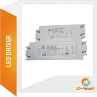 XZ-CI45B UL CE TUV SAA 27-41w 980mA constant current dimmable led driver circuit 15w