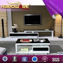 Black high gloss made in china italian design modern tv stand