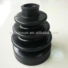 Custom dustproof rubber bellows/molded rubber bellows/neoprene rubber bellows