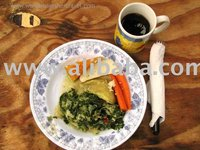 Callaloo Vegetable Food