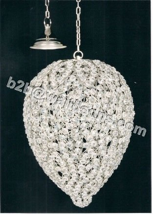 kristall lampe kristall deckenleuchte globus h ngeleuchte moderne kristall deckenleuchte. Black Bedroom Furniture Sets. Home Design Ideas