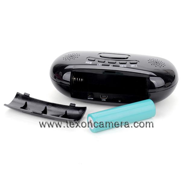 беспроводной часы камера домашней безопасности с камерой ip805w