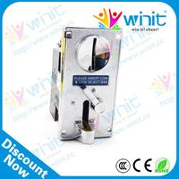 Cheap cpu electronic multi coin mechanism / coin validator / coin mech spare parts for automatic drink vending machine