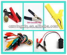 Wholesale 30A large mini alligator cable clips