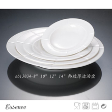 Factory Directly Popular Promotional serving plates