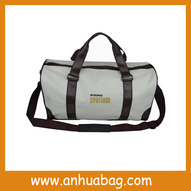 Function sport polyester travel duffle bag