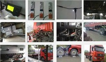 Electronics Vehicle Loading Precision Truck Automatic Weighing