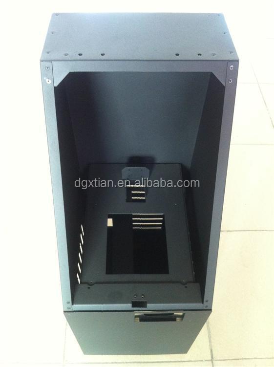 China Oem Vending Machine Sheet Metal Enclosure Electric