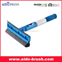 window squeegee with water tank for car