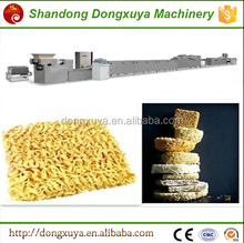 JINAN Mini-size china Instant Noodle machine line in snack food