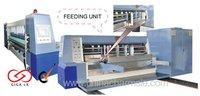 GIGA LX 608C 5-ply carton box printer slotter die cutter machine