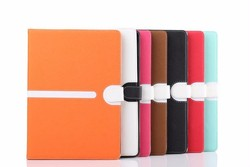 For apple ipad air 2 stylish case, leather case for ipad air 2