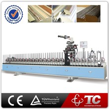 high glossy profile wrapping machine