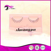High Quality with Reasonable Price 100% Human Hair Fake World Beauty Lahses Eyelash