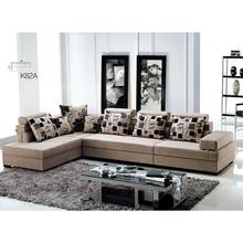 2015 latest fabric sofa plastic sofa set/lifestyle living furniture sofa