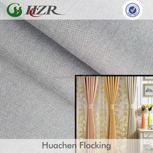 2015 popular home textile fireproof 100 polyester blackout curtain