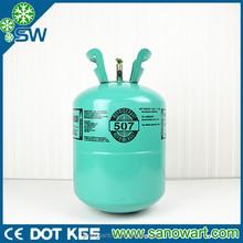 High property Freezer gas R507 CE KGS DOT certification