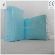 hypoallergenic and non-toxic super breathable quick absorbent house-care disposable underpad factory