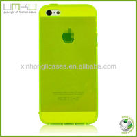 custom case for iPhone 5, for apple iphone 5s ultra thin transparent clear tpu gel silicone case