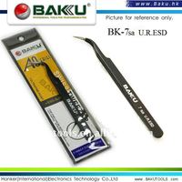 ESD Curved tip Tweezer (BK 7 Sa U.R. A8)