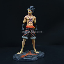PVC Japanese Cartoon Naruto Action Figure OEM Design